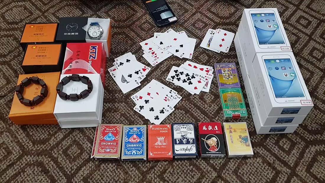 chiếm lợi thế thắng 99% khi sử dụng máy đánh bài