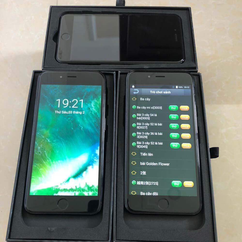 máy đánh bài điện thoại iphone samsung